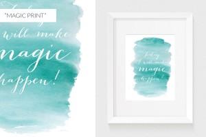 Magic Print